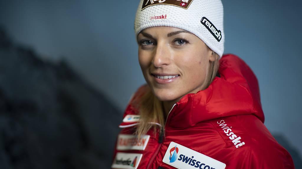 Lara Gut-Behrami Schnellste in der Qualifikation