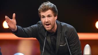 Komiker Luke Mockridge testet sein neues Programm in Bad Säckingen.