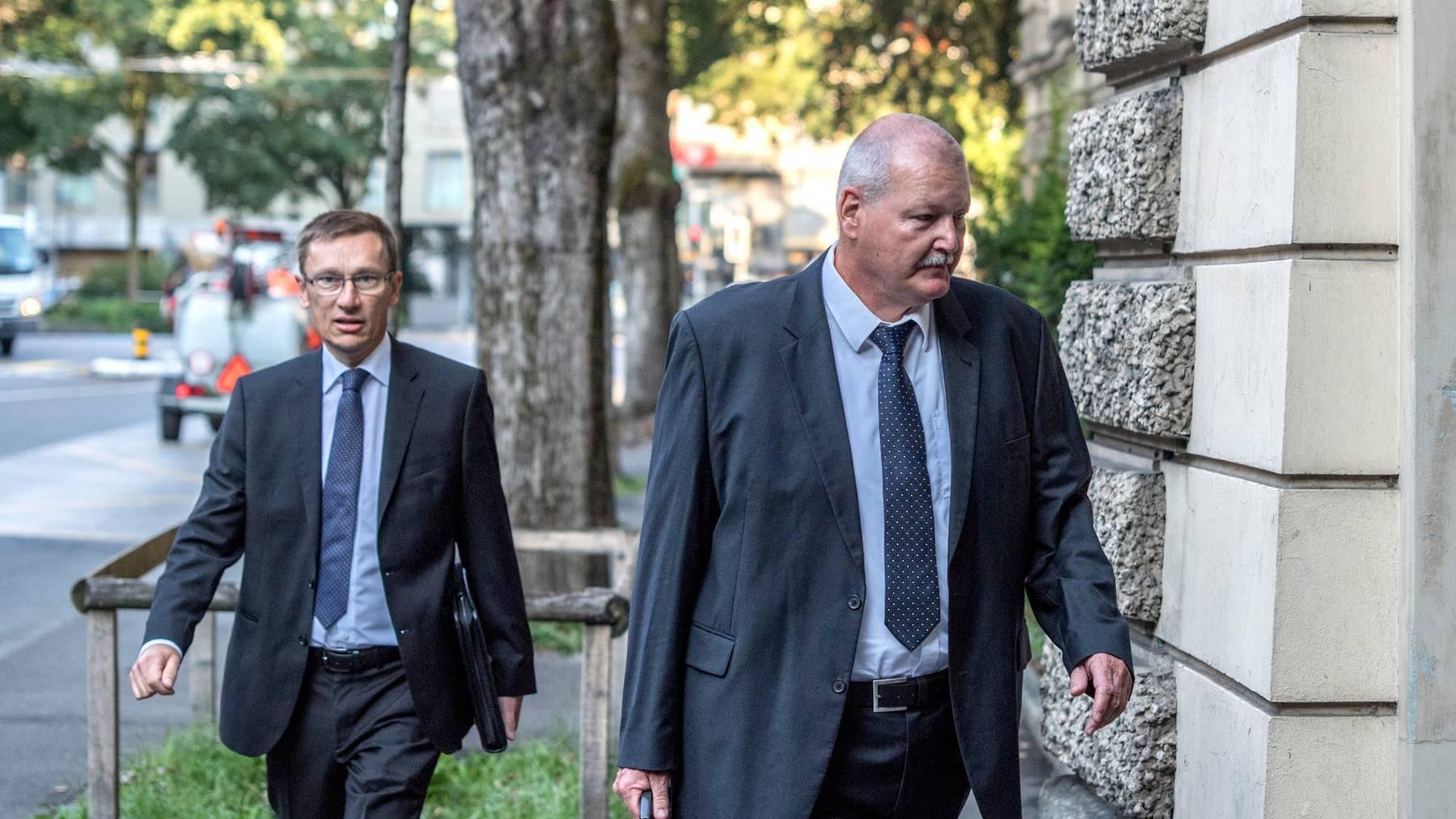 Fall Malters: Polizei definitiv freigesprochen