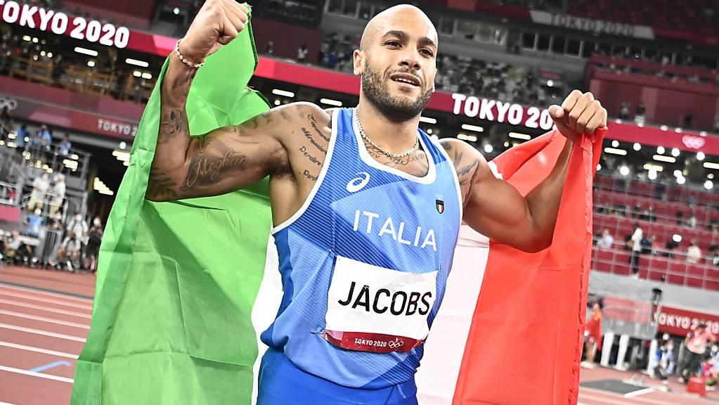 Der neue schnellste Mann der Welt: Lamont Marcell Jacobs