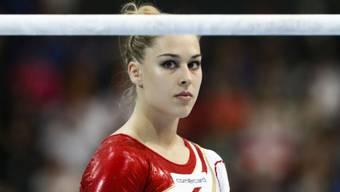 Giulia Steingruber: «Mich von meiner Verletzung und der Auszeit zurückzukämpfen, war nicht einfach.»