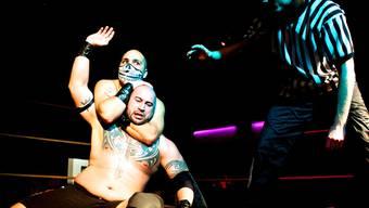 Wrestling in Aarau