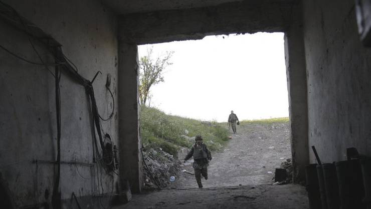 Fünf Menschen sterben bei  Artilleriegefechten (Archiv)