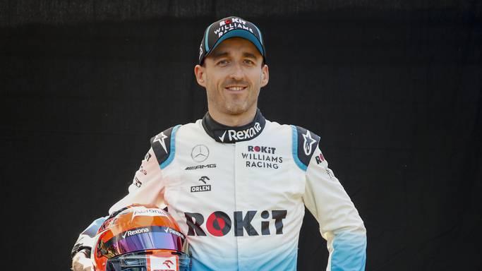 Robert Kubica bestreitet zum ersten Mal seit acht Jahren wieder einen GP.