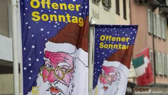 Auch am Sonntag, 24. Dezember ist in einigen Orten der Verkauf erlaubt.