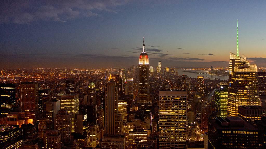 In New York und Los Angeles steht das Nachtleben still