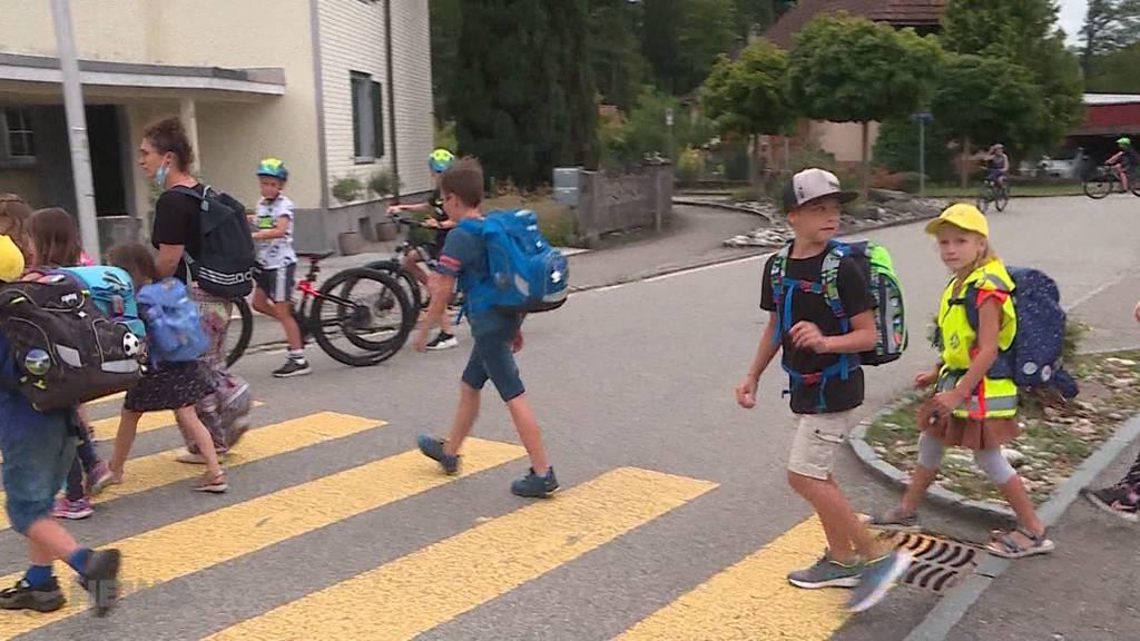 Achtung Schulstart: Polizei bittet Verkehrsteilnehmer besonders aufmerksam zu sein