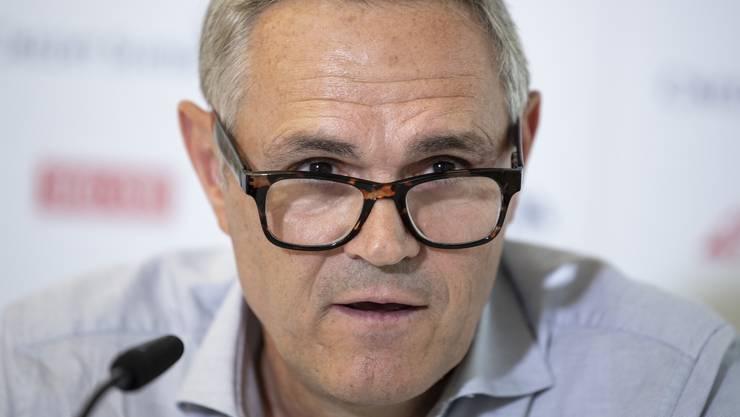 Hat den Zentralvorstand überzeugt: Pierluigi Tami ist der neue Direktor der Schweizer Nationalmannschaften.