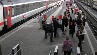 Ausbau der S-Bahn-Verbindungen vorgeschlagen: Zudem kommt die Variante Nord ins Spiel. (Bild: EF)