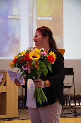 Sozialdiakonin Sandra Buser ins Amt eingesetzt