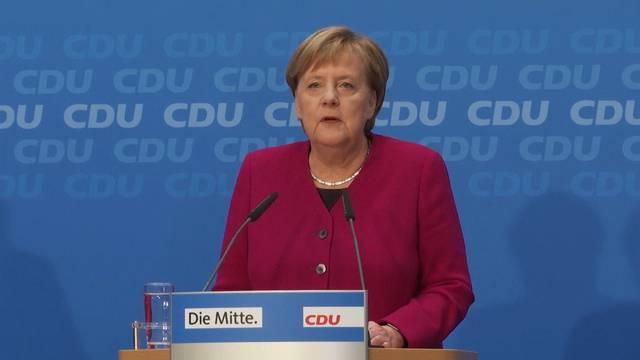 Nach Koalition-Schlappe: Merkel kündigt ihr Ende an