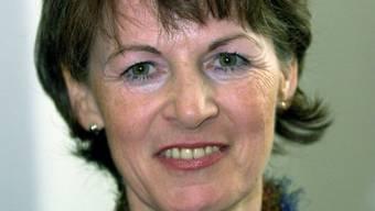 """Die """"höchste Ausserrhoderin"""" Edith Beeler"""