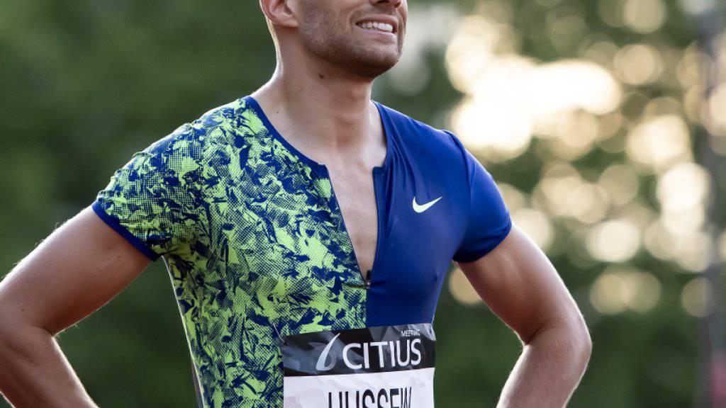 Kariem Hussein könnte an den Schweizer Meisterschaften noch sein WM-Ticket lösen