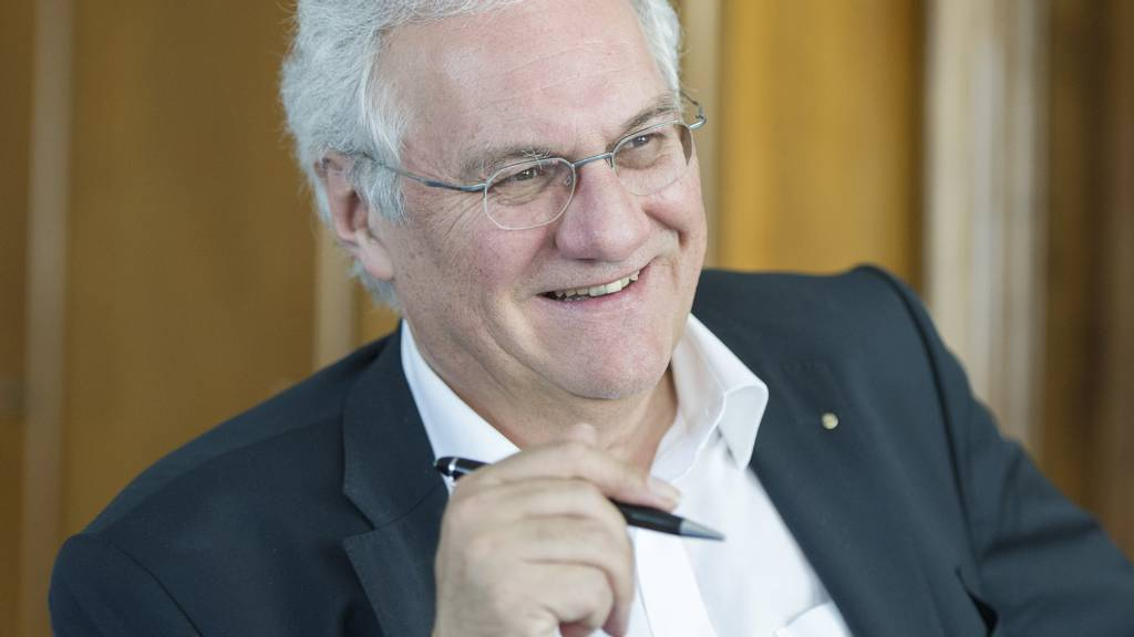 Wegen eines Sozialhilfe-Falls stritt Rorschachs Stadtpräsident Thomas Müller (SVP) mit der Stadt St.Gallen. (Archivbild)