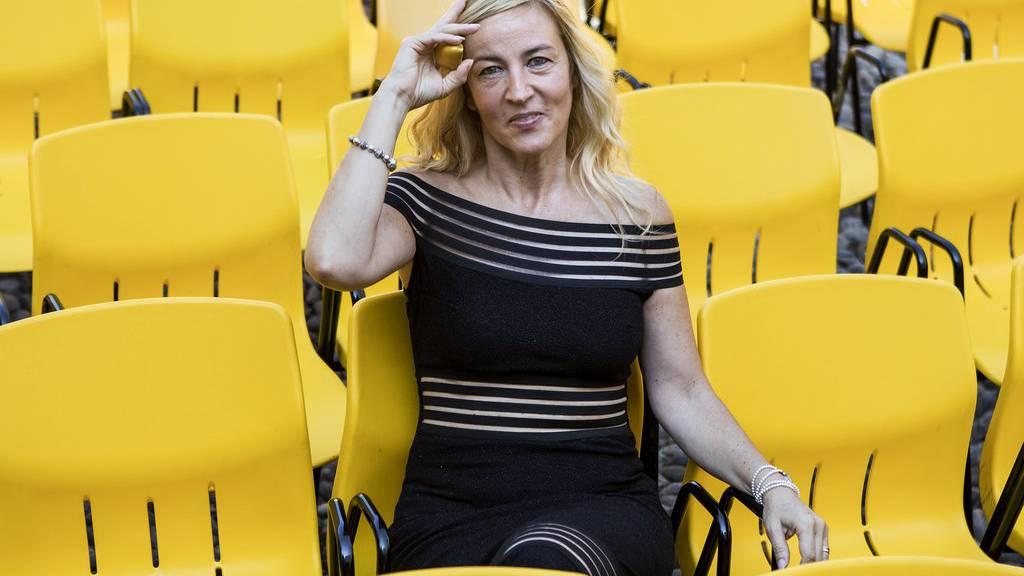 Regisseurin Barbara Miller wirbt während der Filmfestspiele in Locarno für ihren Film «Female Pleasure». (Archiv)