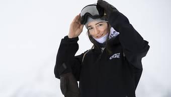 Freeskierin Mathilde Gremaud muss nach ihrem Sturz im Training vorerst auf das Schneetraining verzichten