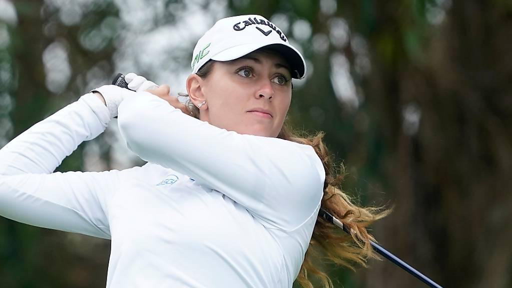 Kim Métraux nimmt kurzfristig am olympischen Golfturnier in Tokio teil