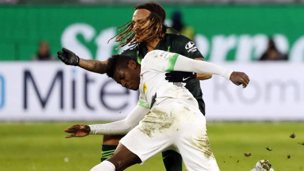 Trotz Embolos Tor verliert Mönchengladbach die Tabellenführung