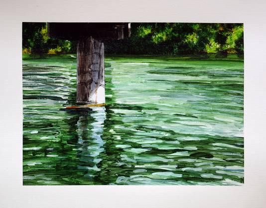Aare River II