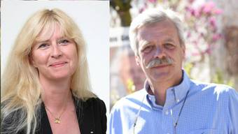 Aus der SVP Ortspartei ausgeschlossen: Allschwiler Gemeinderat Roman Klauser und seine Tochter Pascale Uccella.
