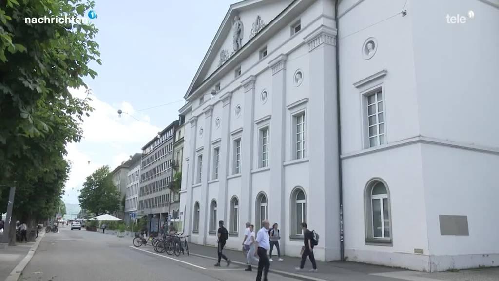 Architektur-Wettbewerb Luzerner Theater