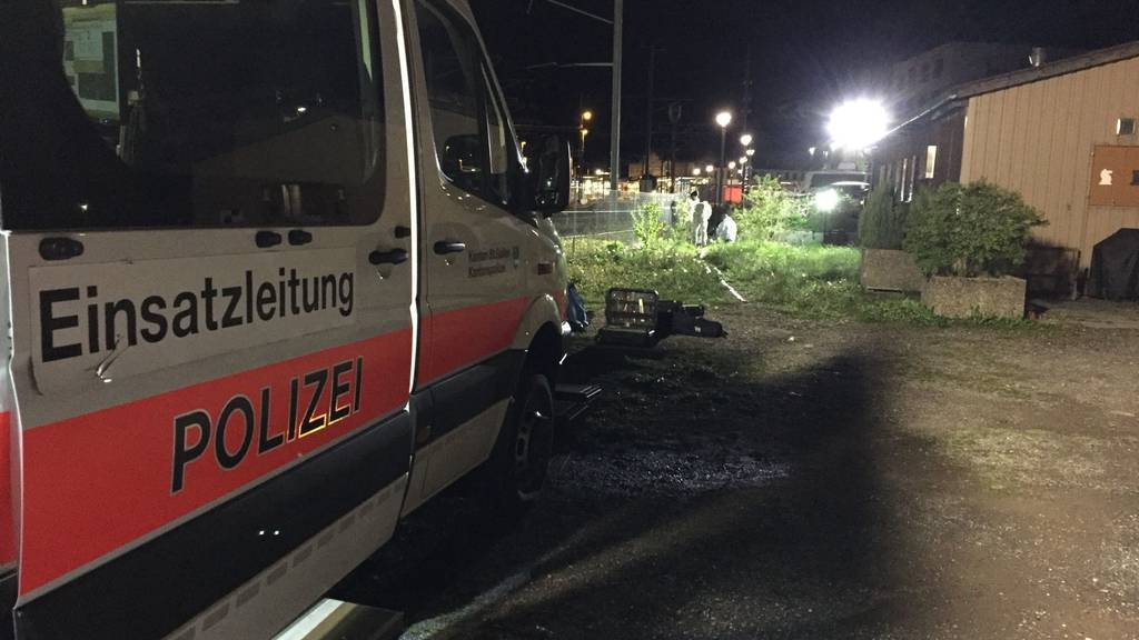 Zehn Jahre Haft nach Todesschuss an Sarganser Bahnhof