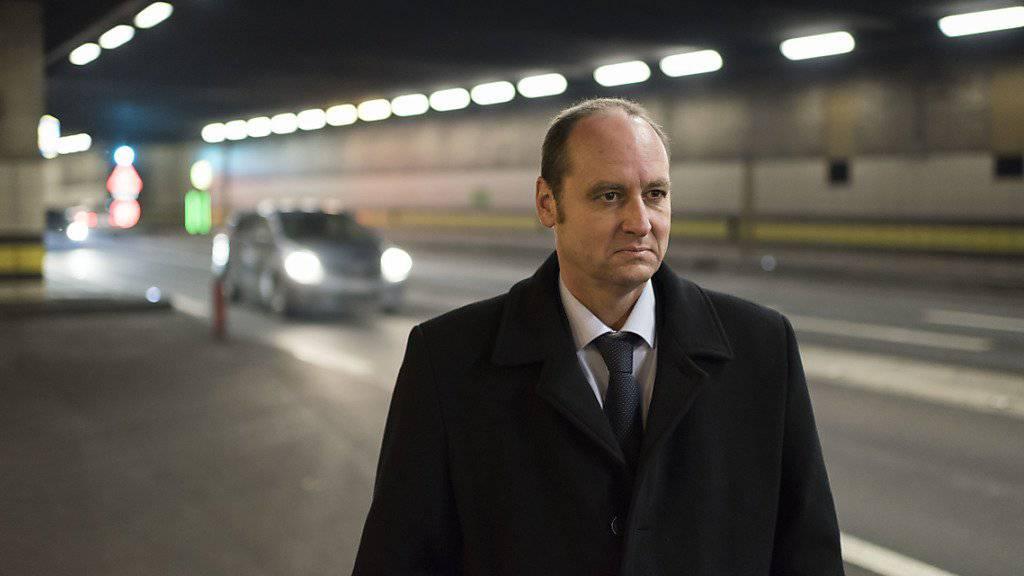 ASTRA-Direktor Jürg Röthlisberger steht selbstfahrenden Autos und dem Fahrdienst Uber positiv gegenüber. (Archiv)