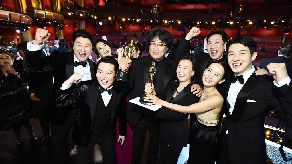 Bester Film ist Satire «Parasite» aus Südkorea