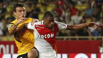 Monacos Ivan Cavaleiro war kaum zu stoppen