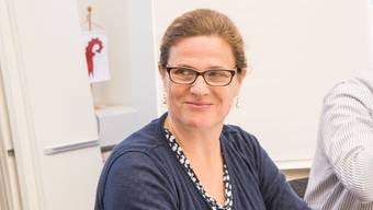 Die Parteilose Regina Werthmüller weiss: «Meine Arbeit wird ohne Fraktion nicht einfach.» (Archiv)