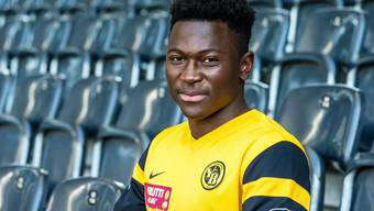 Daniel Mzee will sich beim FC Solothurn schnell als Stammspieler etablieren.