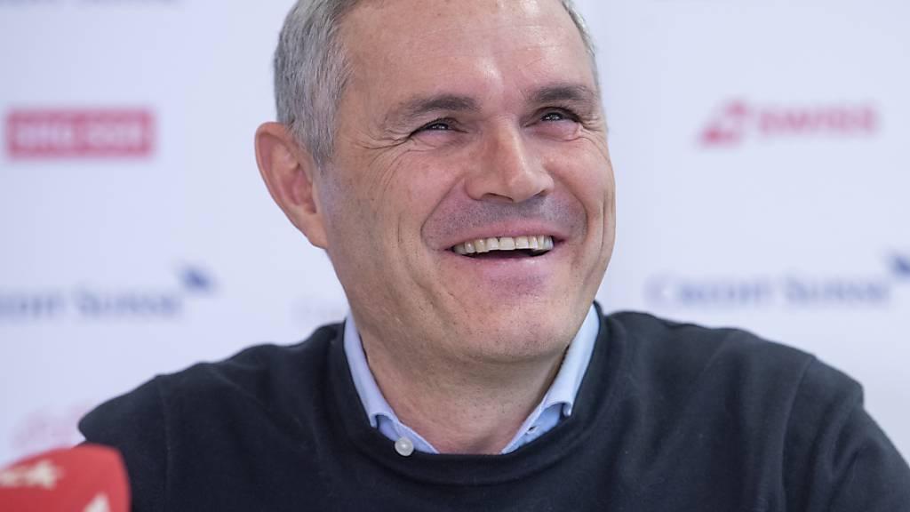 Pierluigi Tami, Nationalteam-Direktor des Schweizerischen Fussballverbands SFV, will die Siegermentalität in den Nationalmannschaften stärken. (Archivbild)