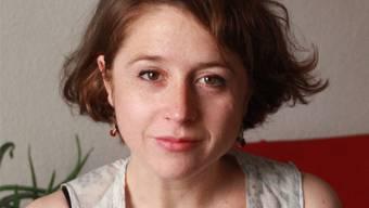 Künstlerin Angela Wüst.