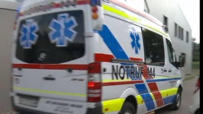 Notruf 144: Gestern dauerte es überdurchschnittlich lange, bis die Ambulanz am Einsatzort in Fislisbach ankam.