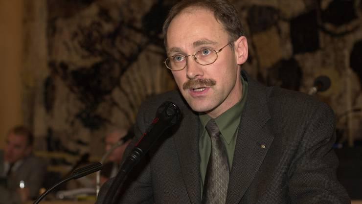 Hansjörg Knecht, wohnhaft in Leibstadt, blickt auf eine fast 30-jährige politische Karriere zurück.