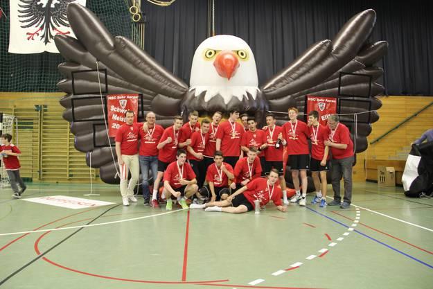 U17-Elite Schweizer Meister 2013/14