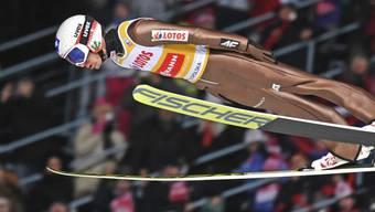 Kamil Stoch war im Teamspringen in Zakopane eine Klasse für sich