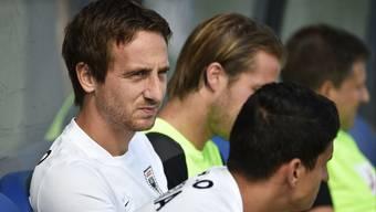 Muss Sandro Burki das Spielgeschehen weiterhin von der Ersatzbank aus verfolgen?