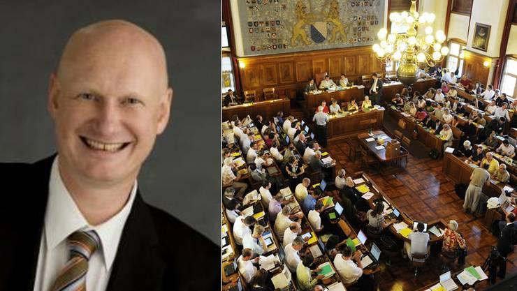 Roland Scheck ist neu im Zürcher Kantonsrat
