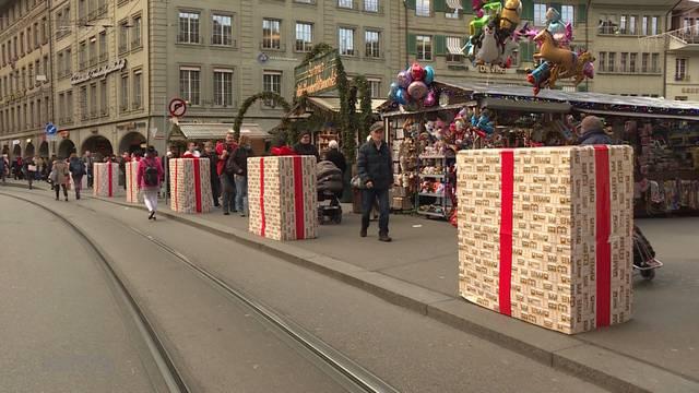 Stadt Bern will mehr Sicherheit auf Berner Plätzen