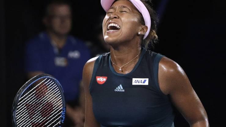 Zweiter Grosserfolg in Serie: Naomi Osaka gewinnt als erste Japanerin das Australian Open