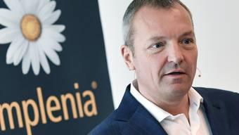 Andre Wyss ist der CEO von Implenia (Archivbild).