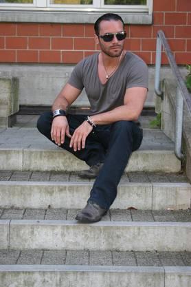 Roman Baumann, Urdorf: «Bachelorette»-Kandidat 2015.