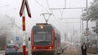 Bleibt das «Bipperlisi» eine Bahn, dann sind ab Ende 2014 Schrankenanlagen nötig.