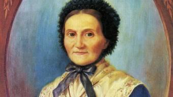 Marguerite Bays ist am Sonntag von Papst Franziskus heilig gesprochen worden. (Archivbild)