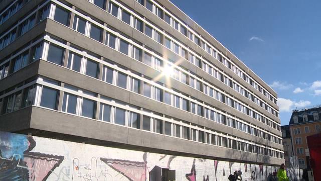 Renoviertes Amtshaus Helvetiaplatz bereit für Sozialzentrum