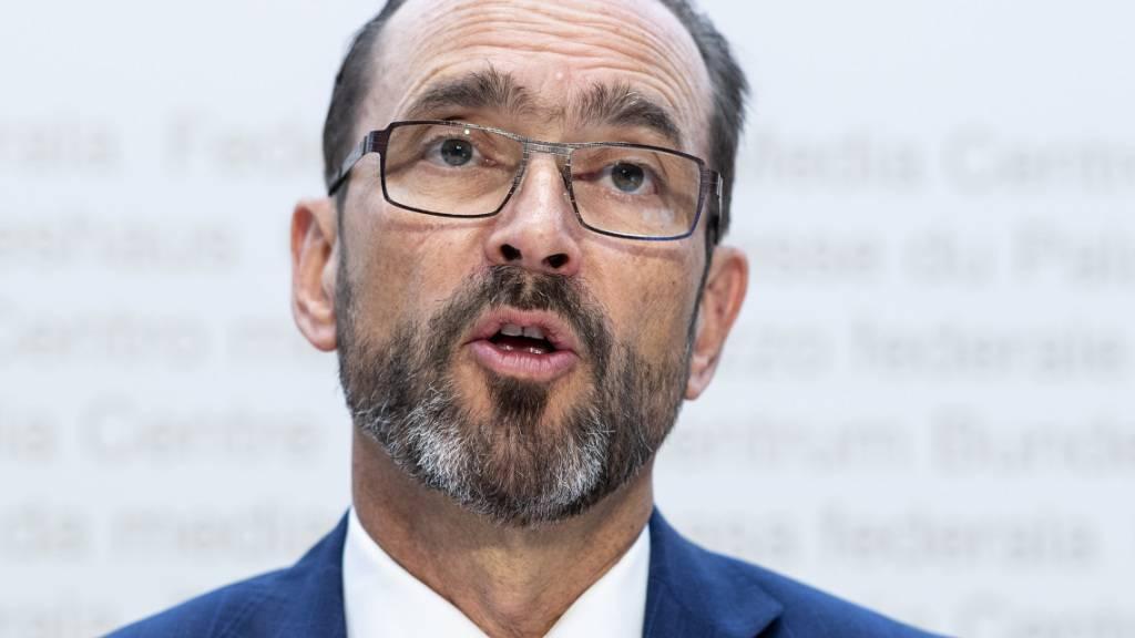 Schweiz laut BAG vor Abschluss eines Impfstoff-Kaufvertrages