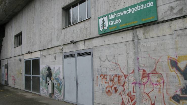 Zivilschutzanlage Täli in Gretzenbach.