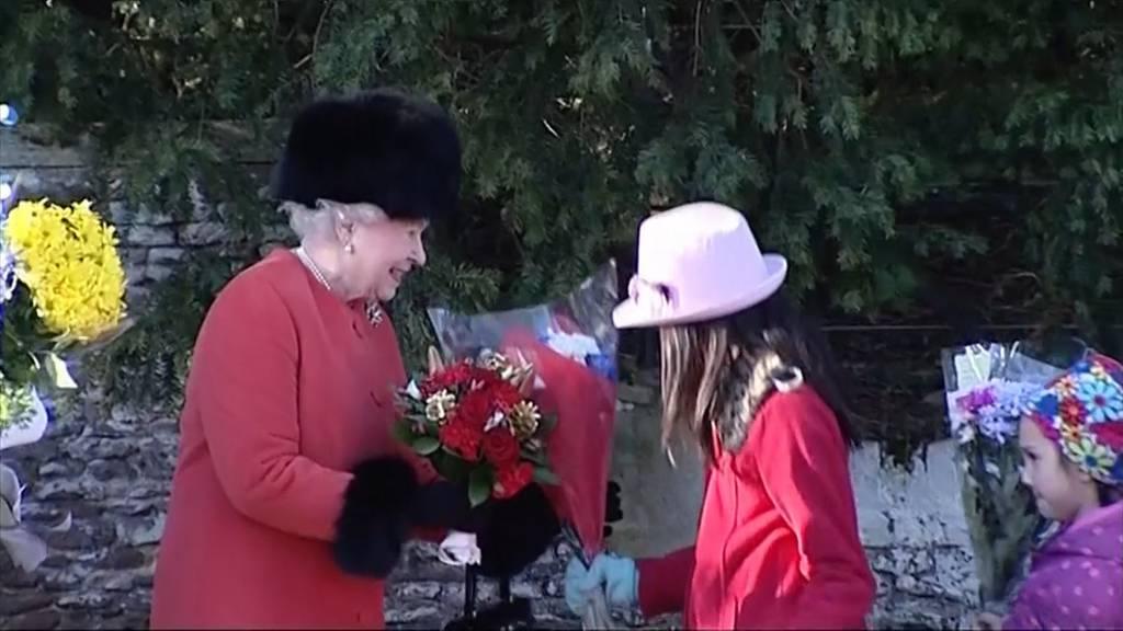 Queen Elizabeth II. wird pelzfrei