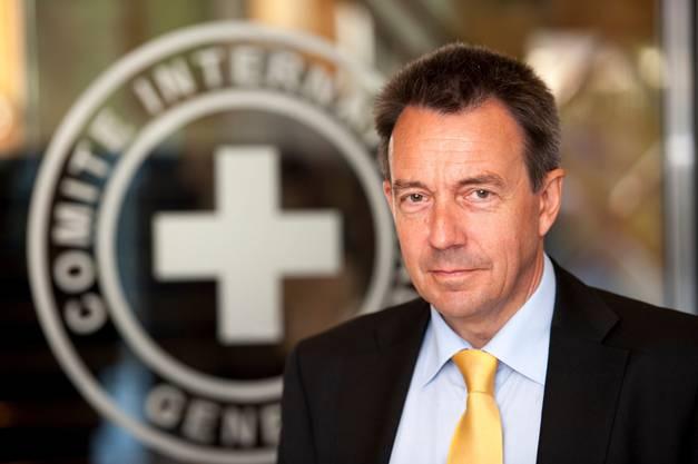 IKRK-Präsident Peter Maurer